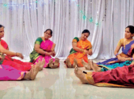 Ladies make the most of mangala gaur celebration