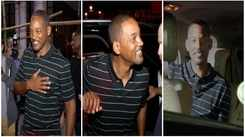 Will Smith spotted in Mumbai