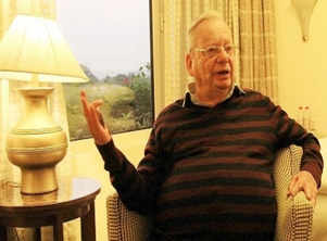 Indian not just by birth but also by choice: Ruskin Bond