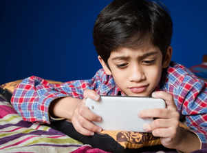 Is your child not getting enough sleep? Blame the phone