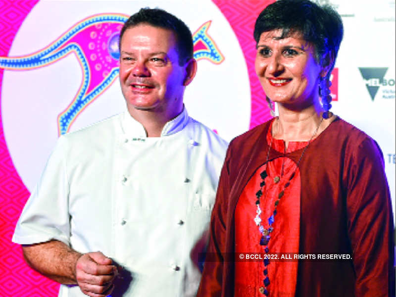WHAT'S COOKING? Gary Mehigan with Harinder Sidhu