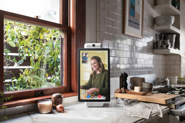 Facebook enters smart home race with Portal and Portal+ speakers