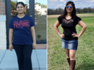Cancer scare made this girl lose 25 kilos