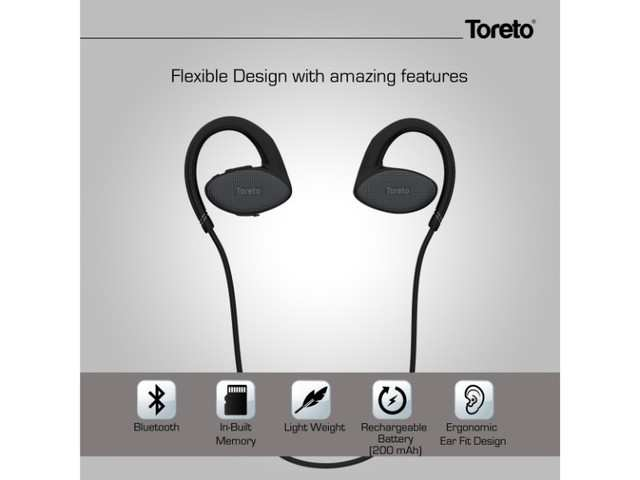 Toreto launches 'Whizz' waterproof earphones, priced at Rs 3,999