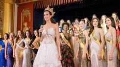 Miss Grand International 2018: Welcome Ceremony