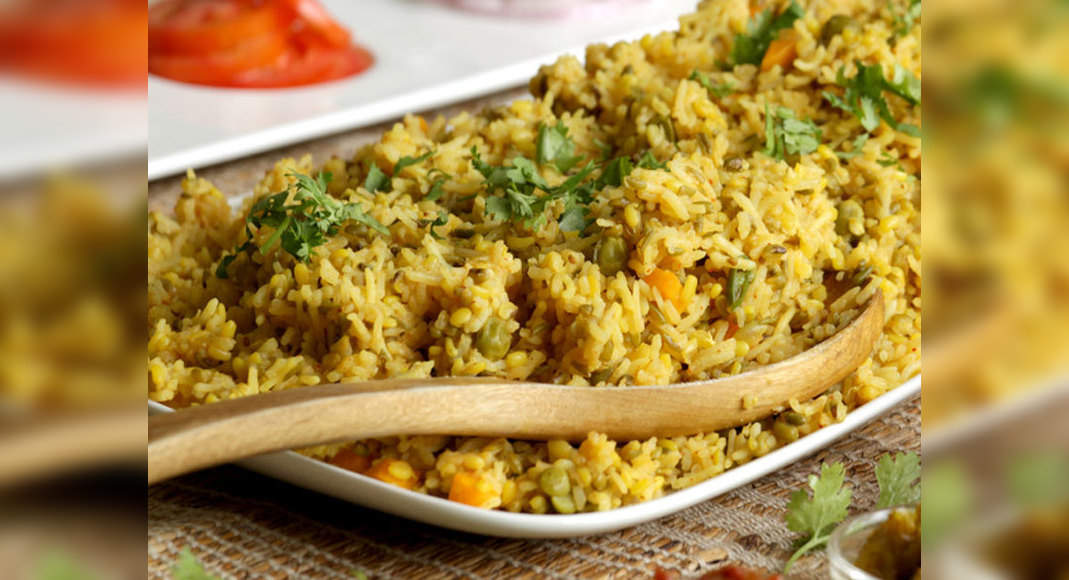How to make Bhoger Khichuri   The Times of India