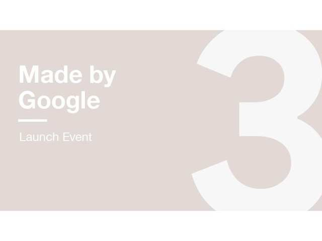 Google Pixel Event Highlights: Smartphones, smart speaker, Chrome slate launched