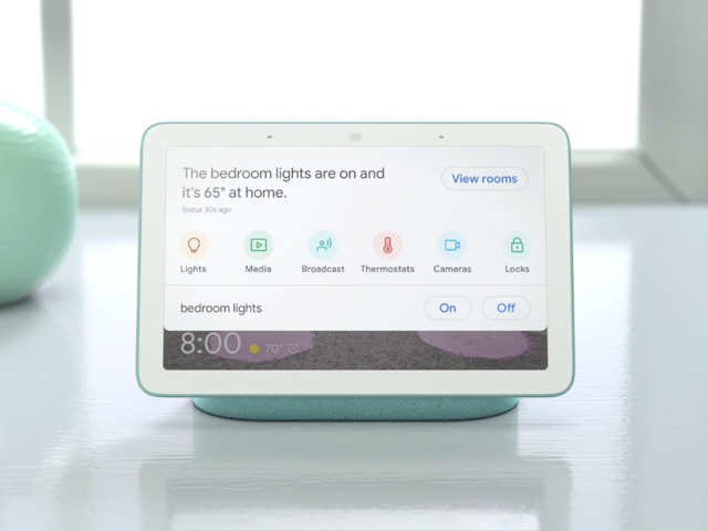 Google Home Hub with 7-inch display, Assistant launched