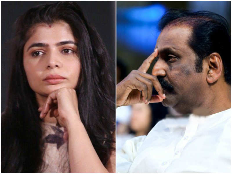 #MeToo: Chinmayi shares her shocking personal experience with Vairamuthu