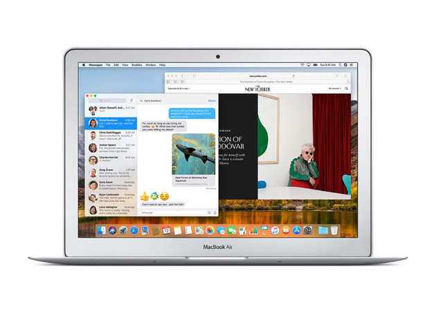 Apple MacBook Air available for Rs 48,490 in Paytm Mall Maha cashback sale