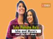 Tula Pahate Re's reel rivals Gayatri Datar-Abhidnya Bhave are BFFs in real-life
