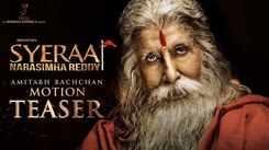 Sye Raa Narasimha Reddy - Motion Poster