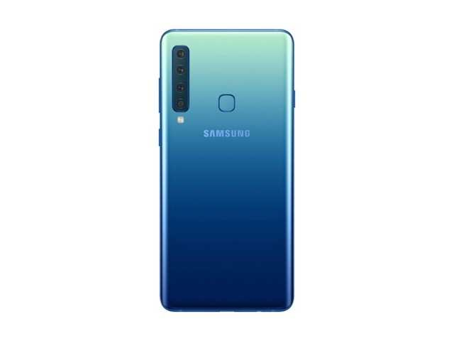 Samsung Galaxy A9 (2018) smartphone launched with world s first 4-lens 47MP  rear camera f6c28379a527