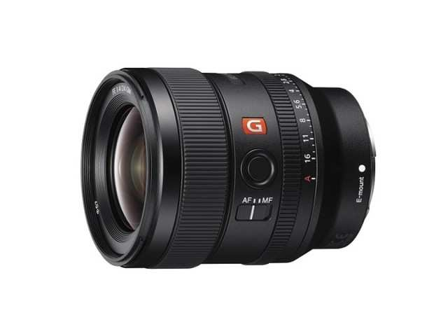 Sony launches 24mm F1.4 G Master Prime lenses, priced at Rs 1,29,990