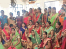 Celebration over cultural activities and dance