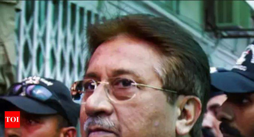 Return to Pak, there are good doctors here: Supreme Court to Musharraf - Times of India