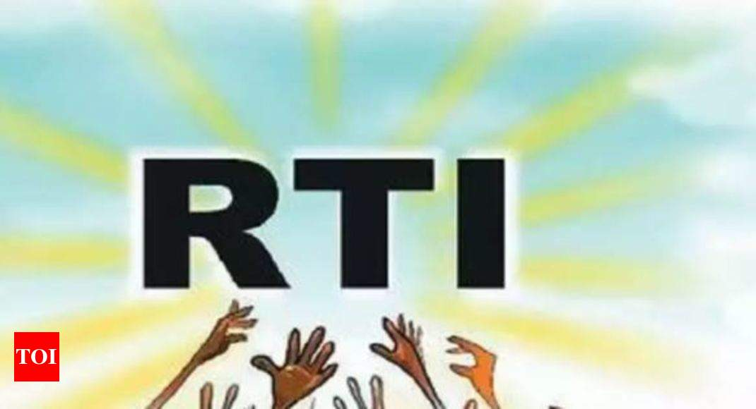 RTI rank: India slips a spot to No. 6 - Times of India