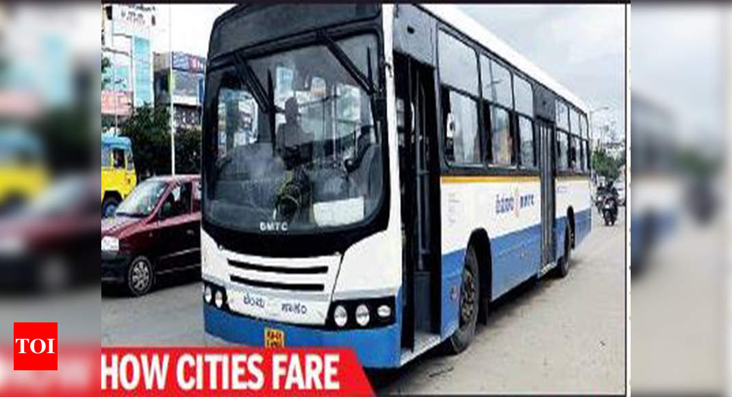 Bmtc Plans To Scrap Loss Making Routes Reduce Number Of Buses Bengaluru News Times Of India