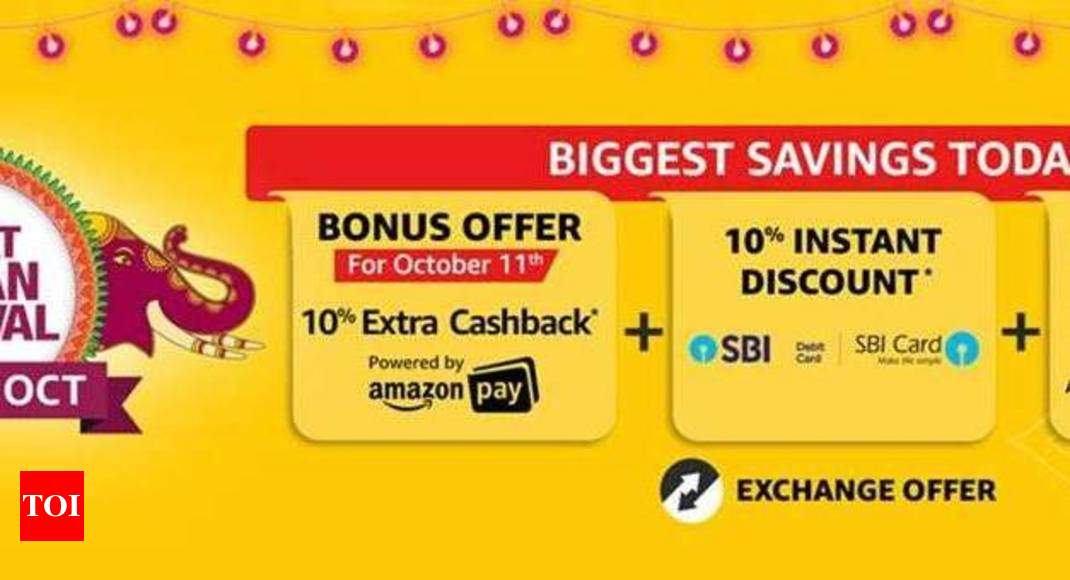 Amazon Sale Redmi 6a Flash Sale Up To 80 Off On Apparels Toys