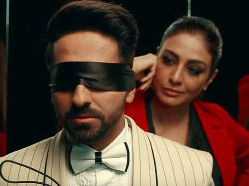 Andhadhun' box-office collection Week 1: Ayushmann Khurrana, Tabu ...