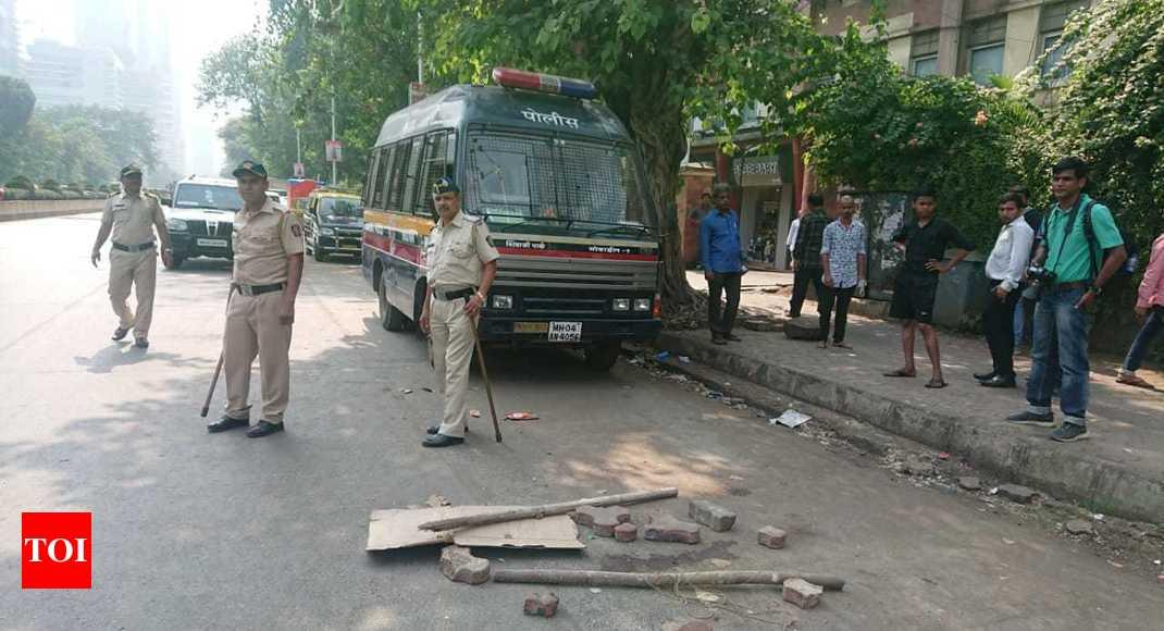 Man shot dead in Mumbai's Dadar area, shooter flees - Times of India