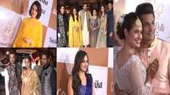 Prince Narula- Yuvika Chaudhary's Sangeet: Rannvijay, Karan Kundra have a blast