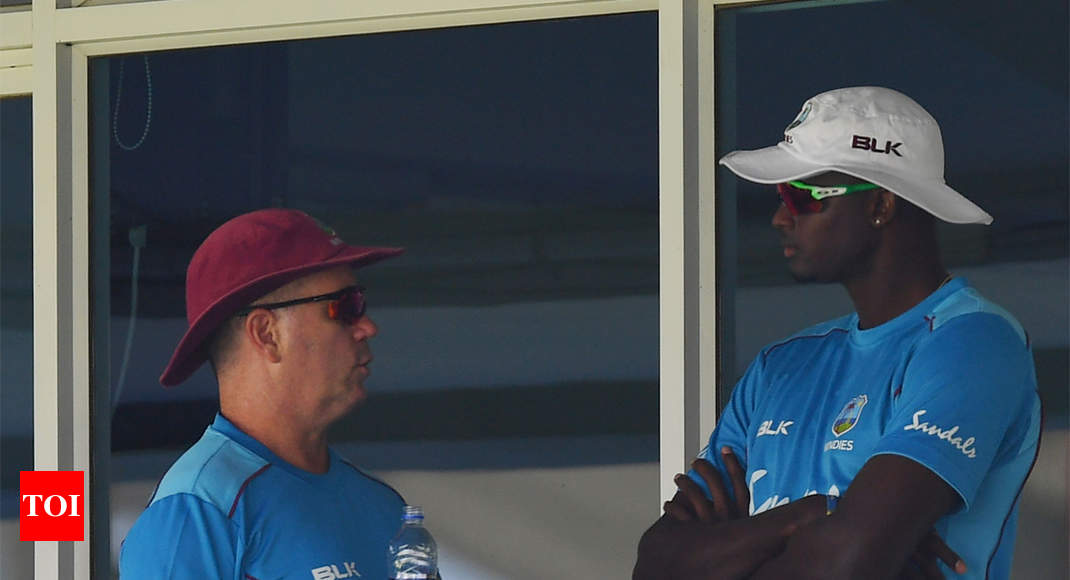 India vs West Indies: Spin test ideal for Bangladesh tour, says Windies coach - Times of India