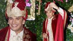 Prince Narula, Yuvika Chaudhary's wedding: The groom arrives in style