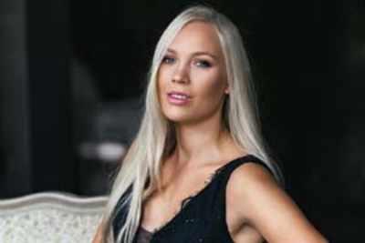 Jenny Lappalainen crowned Miss World Finland 2018