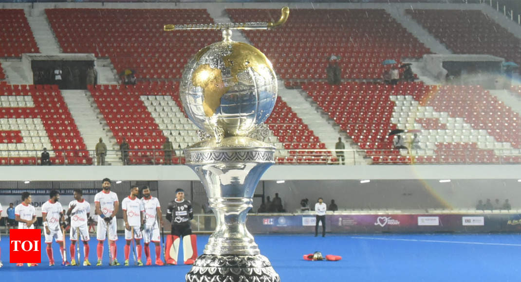 Men's Hockey World Cup 2018: Schedule, Points Table ...