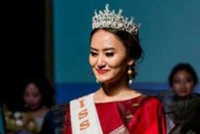 Vekhotolü Lohe crowned Miss Kohima 2018