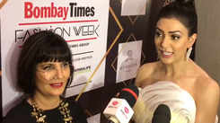 Neeta Lulla talks about her collection that she showcased on Day 3 of BTFW
