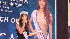 Miss Universe India Nehal Chudasama speaks on #MeToo Movement
