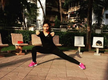Bhojpuri actress Poonam Dubey fitness routine will motivate you to hit the gym