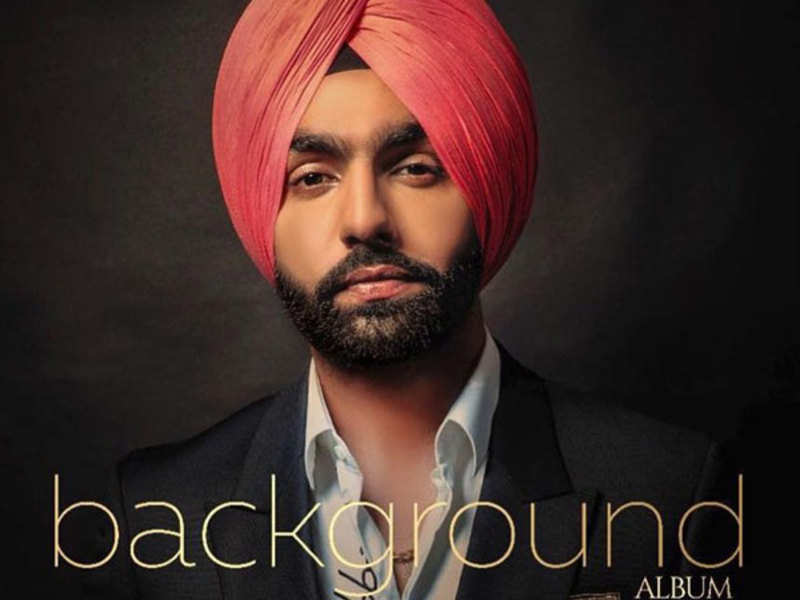 Ending The Wait Ammy Virk S Background Hits The Charts Punjabi Movie News Times Of India