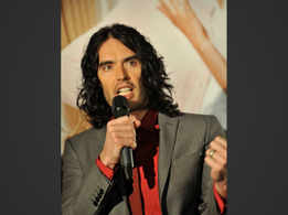 Russell Brand looks at mentors in new book