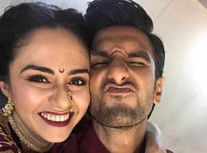Ranveer has a special message for Amruta