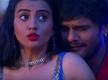 Akshara Singh and Khesari Lal Yadav's item song 'Dhoka Deti Hai' tops the music charts