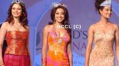 Rare pictures of Tanushree Dutta from her pageant days
