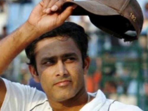 Anil Kumble: Latest News, Videos And Anil Kumble Photos