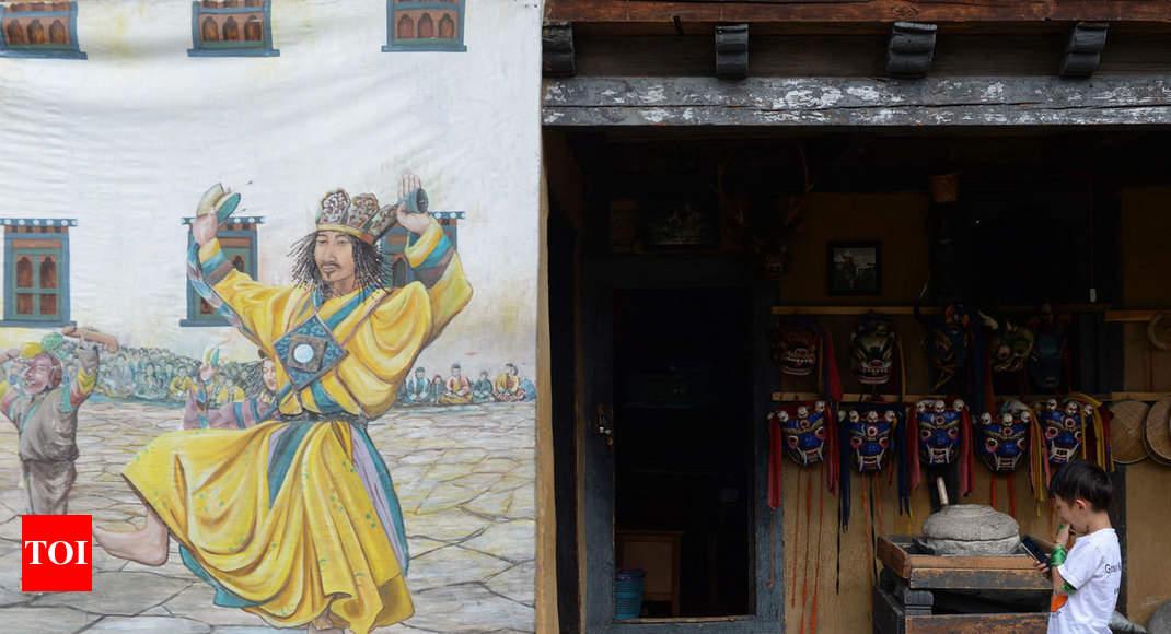 China woos Bhutan, to India's displeasure - Times of India