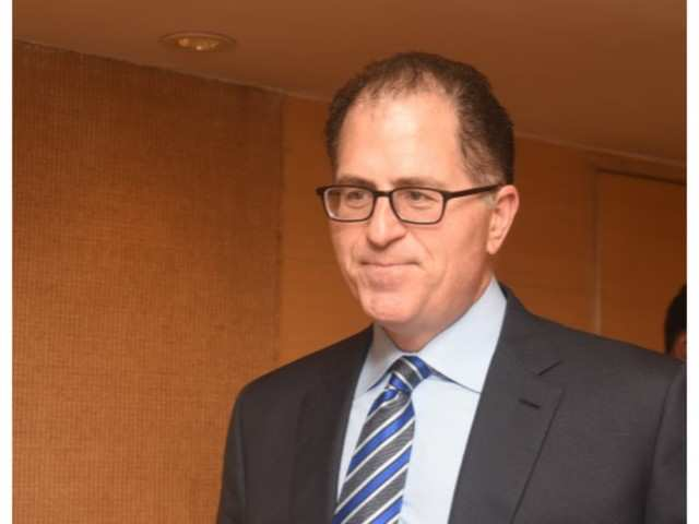 India business is growing at a faster clip than other regions: Michael Dell