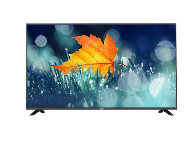 "Haier India launches new ""Easy Connect"" LED Television range, price starts at Rs 22,990"