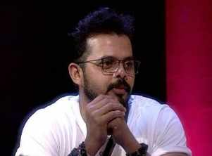 Sreesanth accused of cheating on wife