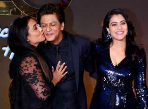 Who wore what at Kuch Kuch Hota Hai's 20 years party!
