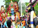India sees colourful Dusshera celebrations from Kullu to Mysore