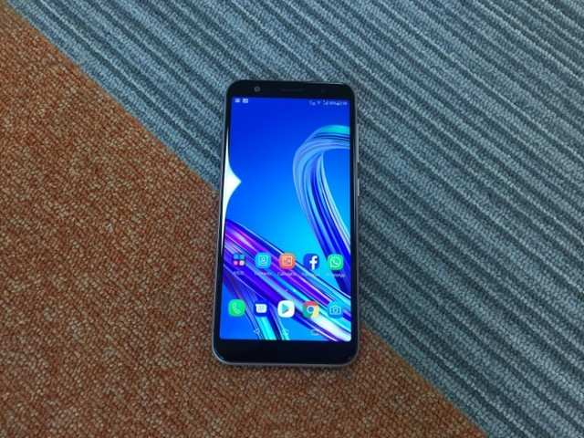 Asus Zenfone Max M1: First impressions