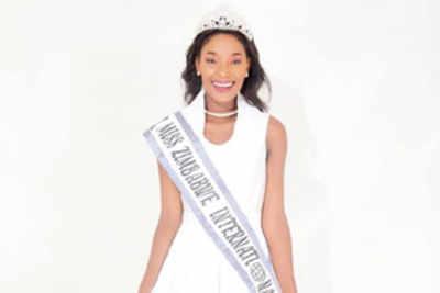 Tania Aaron crowned Miss International Zimbabwe 2018