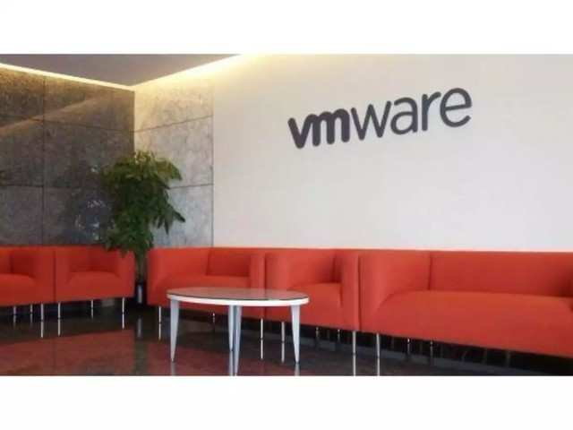 VMware to invest $2 billion in India over next 5 years