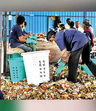 You'll pay to get waste collected if PMC gets its way in new plan